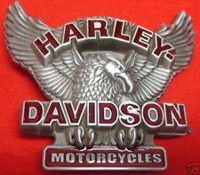 boucle de ceinture harley aigle usa ceinturon HD davidson homme femme  bat060rd 81d466eb104
