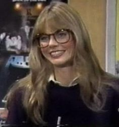 """Karin 'Jan' Smithers -- (7/3/1949-??). Television & Film Actress. [RETIRED]. She portrayed Bailey Quarters on TV Series """"WKRP in Cincinnati"""". Movies -- """"Mr. Nice Guy"""" as Lise, """"The Love Tapes"""" as Carol Clark and """"Our Winning Season"""" as Cathy Wakefield."""