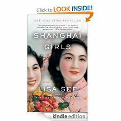 Shanghai Girls was the third book of Lisa See that I read and enjoyed fully!  Love this author!