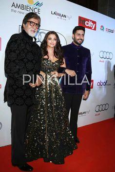Abhishek Bachchan walks Hand-in-Hand With Aishwarya Rai Bachchan & This Time He Is Ever So Courteous!