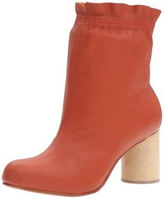 Rachel Comey Women's Willa Boot, Brick