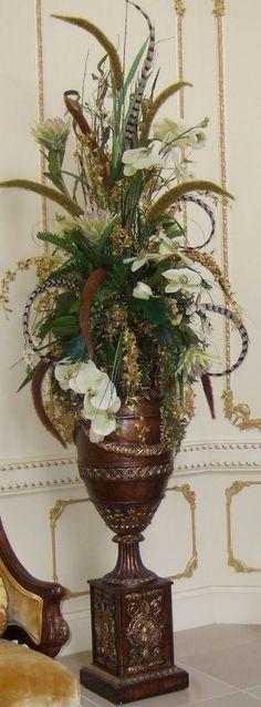 Ana Silk Flowers: IMAGES!!!... Beautiful and luxury huge silk flowers arrangements...