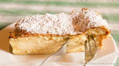 Topfenstrudel Recipe with fluffy stuffing – Styrian specialties - Germany Rezepte Healthy Desserts, Delicious Desserts, Dessert Recipes, Austrian Recipes, Good Food, Yummy Food, Brownie Bar, Fabulous Foods, Sugar And Spice