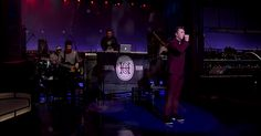 Last night Sam took to the stage at The Late Show with David Letterman, in a performance with fellow BRIT, Naughty Boy. The duo performed their hit single La La La as part of a stack of promotional...