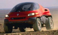Renault Racoon, 1993 incredible vehicle
