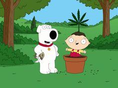 Brian and Stewie are Quahog's Cheech & Chong....