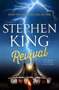Oh no! Another book by Stephen King that I'm too scared to read, but will have to read anyway :(
