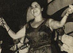 Άννα Χρυσάφη (1921 – 2013): Από τις μεγάλες κυρίες του κλασικού λαϊκού τραγουδιού, που έλαμψε στο πάλκο και τη δισκογραφία.