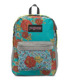 JanSport Super FX RARE Multi Patchwork Posey Student Backpack Big for sale online Stylish Backpacks, The Future Is Now, Backpack Online, Life Is An Adventure, Jansport Backpack, School Bags, Outdoor Gear, Fashion Backpack, Holographic