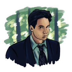 A little Mulder.