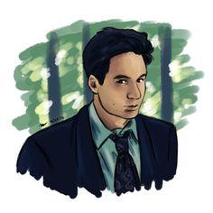A little Mulder.
