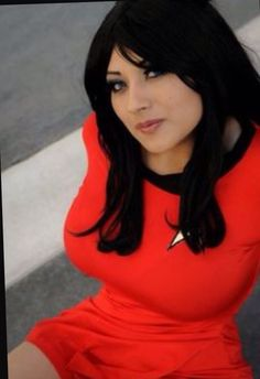 Ivy Doomkitty Star Trek