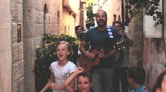 "New Messianic worship music video by Joshua Aaron, just released today 9/9/14!  The song is, ""He's Coming Again!""  The video was taken in Jerusalem during Operation Protective Edge."