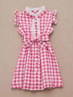 ses petites mains' Betty dress, Gilt Japan