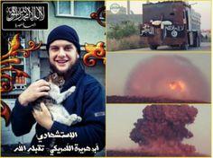 Report: American Muslim Jihadi Took Part In Suicide Bombings In Syria