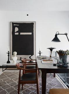 """Ni måste bara kolla in konceptet """"The Apartment Stockholm"""". Ett Town House på Björngårdsgatan i Stockholm, som är till salu via ESNY och som inretts i samarbete med Dusty Deco, Walles och Walles, Pols"""