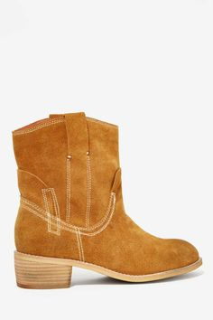 Jeffrey Campbell Elmo Suede Boot - Shoes | Ankle | Jeffrey Campbell