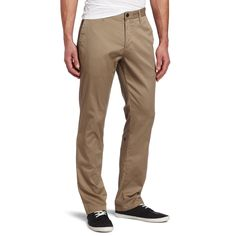 Chino pants – Perfect for the skate park or at work. #RawFashion #StreetWear #Timeless #MensClothing #Khaki