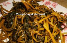 Jeruk Sawi Iban or Kasam ensabi (Local name)