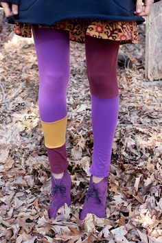 Pippi leggings by hodge podge farm