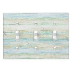 Shop Driftwood Ocean Beach House Coastal Seashore Light Switch Cover created by AudreyJeanne.