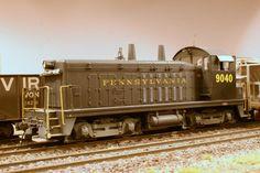 Pennsylvania Railroad Electric Locomotive | Pennsylvania R.R. on Pinterest | Pennsylvania Railroad, Electric ...