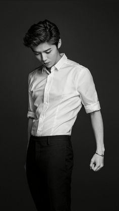 Luhan Perfect man