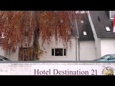 Hotel Destination 21 - Dusseldorf - Visit http://germanhotelstv.com/destination-21 Just 3 km from DÃsseldorf Airport and 2 underground stops from DÃsseldorf Trade Fair this hotel offers large soundproofed rooms with free Wi-Fi. It stands directly beside the A44 motorway. -http://youtu.be/RE1TIrqh3MA