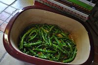 Park Avenue: DCB Recipe #19: Garlic Green Beans