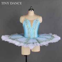US $86.00   Light Blue Spandex Professional Ballet Dance Tutu with 7 Layers Pleated Tutu Skirt for Girls and Women Ballerina Dance Tutus Ballerina Dancing, Ballet Tutu, Ballet Dance, 7 Layers, Dance Costumes, Light Blue, Spandex, Disney Princess, Girls