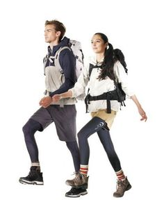 Appear and feel wonderful among the great outdoors using these trendy and relaxed jogging outfitideas for girls. Hiking Fashion, Sport Fashion, Mens Fashion, Outdoor Outfit, Outdoor Gear, Mountain Wear, Outdoor Fashion, Outdoor Clothing, Mountain Fashion