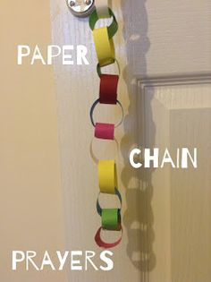 Flame: Creative Children's Ministry: Colour Coded Paper Chain Prayers The post Flame: Creative Children's Ministry: Colour Coded Paper Chain Prayers appeared first on Children's Room. Sunday School Activities, Church Activities, Sunday School Lessons, Sunday School Crafts, Prayer Crafts, Bible Crafts, Childrens Prayer, Prayer Chain, Christmas Prayer