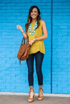 TWO TRENDS TO TRY: TASSELS & TURQUOISE (Sequins and Things)                                                                                                                                                                                 More