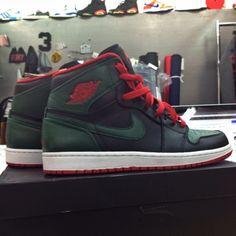 Nike AIr Jordan Retro 1 High Gucci