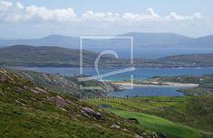 grüne Insel Irland as a canvas print 11898699 Fine Art Prints, Canvas Prints, Run Around, Mountain Landscape, Community, Mountains, Frame, Nature, Ireland