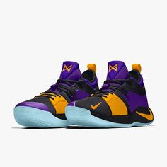 "fada59db2e2 Paul George Shoes on Instagram: ""PG 2 ""LA Lakers"" via @frozennikeids!!  Where will PG13 land this offseason? Comment down below!! #PG2 #PG25 #PG1  #PG13 #NBA ..."