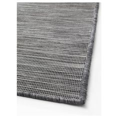 HODDE Rug flatwoven, in/outdoor – gray indoor/outdoor, black – IKEA - Rugs Magazine Indoor Outdoor, Outdoor Rugs, Outdoor Decor, Exterior Gris, Medium Rugs, Professional Carpet Cleaning, Kitchen Rug, Diy Carpet, Buy Rugs