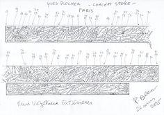 Yves Rocher, Concept Store, 43 Boulevard Haussmann | Vertical Garden Patrick Blanc