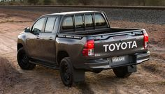 2016 Toyota HiLux Workmate 4×4 Review