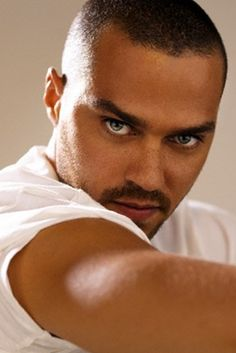 Jesse Williams - yes, I don't really care what the question is..Yes.