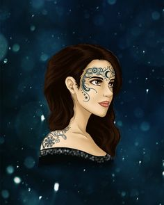 Zoey Redbird by Lady--Y<<<<this is exactly how I thought of her omf House Of Night Books, Night Novel, Fallen Series, Nerd Art, Wolf Tattoos, Another World, Book Stuff, Book Series, Role Models