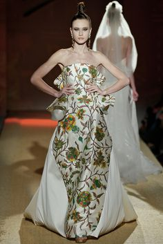 House Tyrell - Fausto Sarli Haute Couture Spring Summer 2009