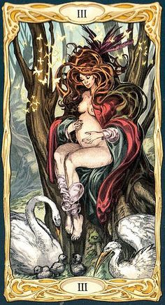 The Empress - Epic Tarot