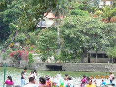 Panorámica desde el muelle de Amatitlán 3