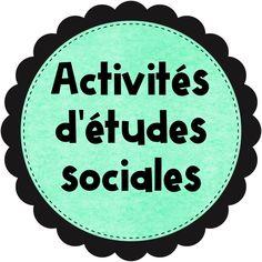 Activités d'études sociales Socialism, Social Studies Activities