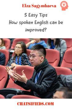 How spoken English can be improved? Let Sumath assists you with 5 easy tips and activities that might help you in bettering the speaking capability. How Speak English, English Speaking Skills, Learn English, Improve Your English, English Study, Languages, Conversation, Improve Yourself, How To Become
