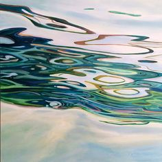 What is Your Painting Style? How do you find your own painting style? What is your painting style? Ocean Artwork, Underwater Painting, Water Abstract, Abstract Photography, Gravure, Beautiful Paintings, Art And Architecture, Landscape Art, Art Inspo