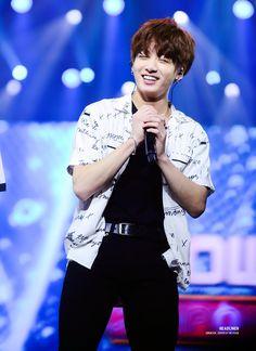 Jungkook ❤ MBC Show Champion in Manila #BTS #방탄소년단