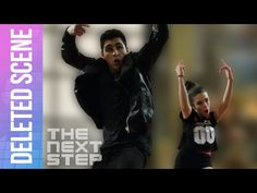 The Next Step - Deleted Scene: James & Piper's Sis-Bro Boogie Family Channel, The Next Step, Disney Channel, Season 4, Bro, Competition, Dancer, Interview, It Cast