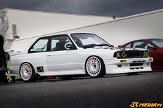 BMW E30 M3 Bmw E30 M3, Bavarian Motor Works, Bmw 528i, Classic Sports Cars, Tuner Cars, Bmw 3 Series, Bmw Cars, Custom Cars, Volvo